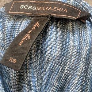 Blue BCBG Skirt